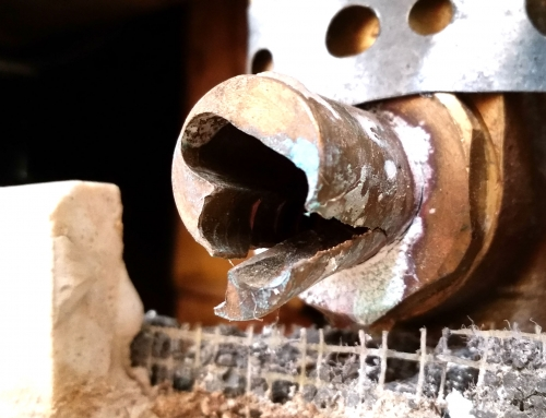 Hard water is damaging your pipes and fixtures.